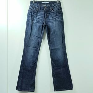 Joe's jeans bootcut size 24 McCormick with…
